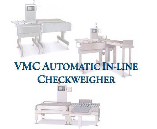 Máy cân kiểm tra trọng lượng  VMC