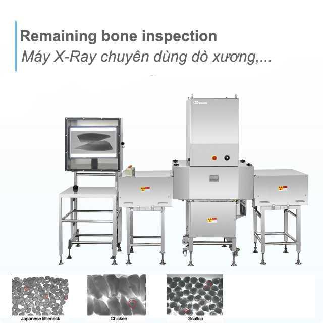 Máy X-ray Square SXV4075C1W