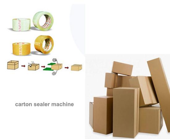 Máy dán thùng carton VMSHL FXJ-5050A
