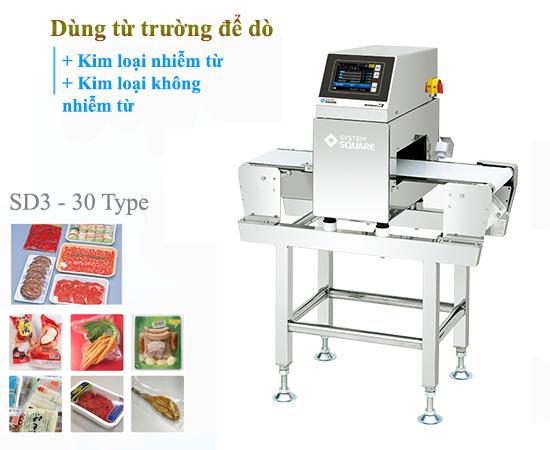 may do kim loai cong nghiep SDIII 30 Type