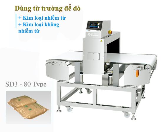Máy dò kim loại SD3-80 Type