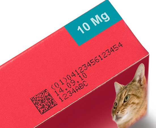 Máy in date code Linx 8920