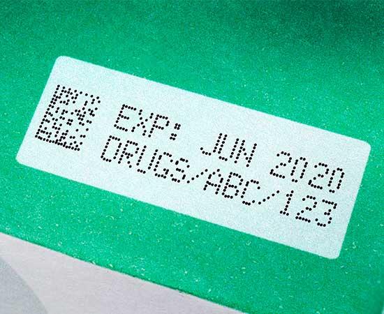 Máy in date code Linx 8940