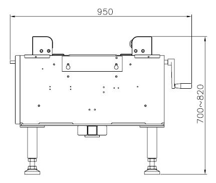 Máy dựng thùng carton EXC-116
