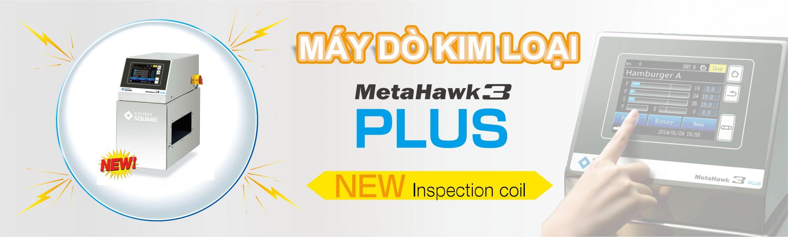 banner máy dò kim loại SD3 Plus mới
